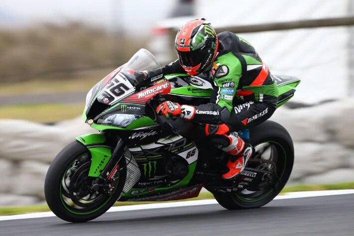 Phillip Island Test 2016