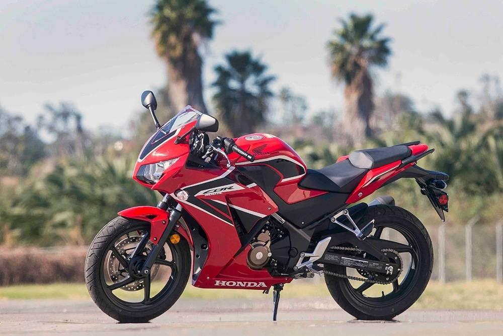 2018 honda cbr300 beauty