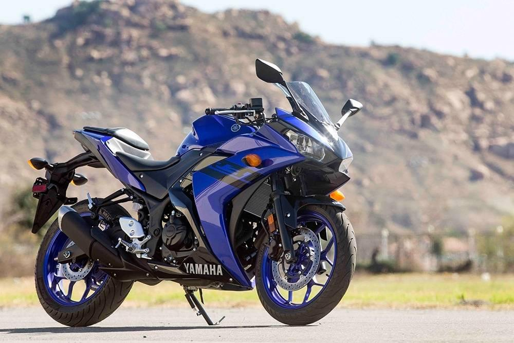 2018 yamaha r3 beauty
