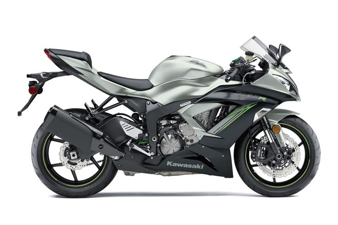 kawasaki ninja ZX 6r medium